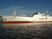 Three Vietnamese missing after RoK ship fire