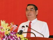 Politburo member asks for better forecasting