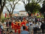 Festival marks Ngoc Hoi-Dong Da victory