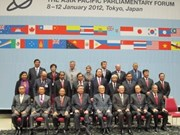VN attends APPF meeting in Japan