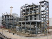 Bio-ethanol plant rolls out first batch of product