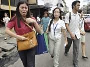Philippine earthquake kills 43
