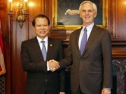 Vietnam, US enhance relationship