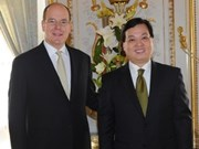 Vietnam, Monaco enhance multifaceted ties