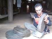 Dak Lak preserves over 2,300 sets of gongs