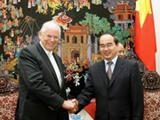 Austria keen to enhance training links with VN