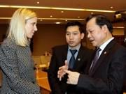 VN joins US leadership programme