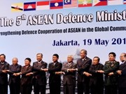 ASEAN steps up defence cooperation
