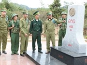 VN, Laos cooperate to complete border markers
