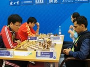 Int'l chess tournament opens in Ho Chi Minh City