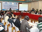 Media, human rights workshop in Hanoi