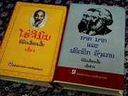 Communist classics translated into Laotian