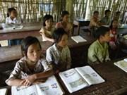 UN helps build schools in Dak Lak