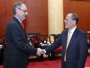 EU boosts cooperation with VN