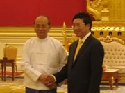 Foreign Minister visits Myanmar