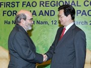 Vietnam supports FAO initiatives