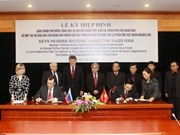 VN, Russia ink agreement on nuclear fuel rods