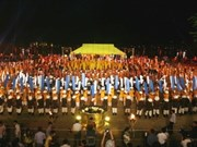 Hue festival boasts a diverse programme