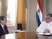 Paraguay wishes to cement ties with Vietnam