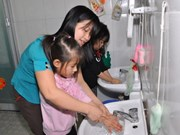 Unilever Vietnam helps to raise community health
