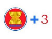 ASEAN+3 senior official meeting opens