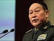 Chinese Defence Minister visits Cambodia