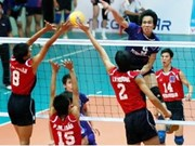 Int'l teams to compete in men's volleyball
