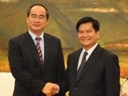 Deputy Prime Minister visits China