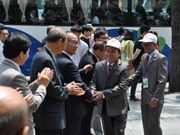 Vietnamese AO delegation visits the RoK