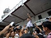 More towns under curfew in western Myanmar