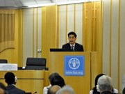 Minister attends 144th FAO Council session