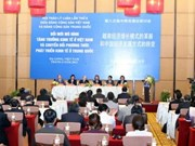 VN-China theoretical workshop successful