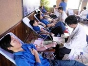 WHO highlights VN's progress in blood donation