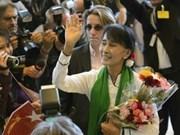 ILO lifts sanctions on Myanmar