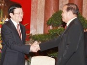 VN, Laos work on admin reform