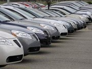 Car sales in 2012 heading for a crash
