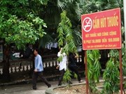 Vietnam's law on tobacco control welcomed