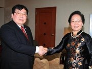 Vice President Doan ends trip to Thailand