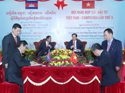 VN, Cambodia promote investment