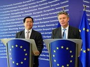 VN, EU begin free trade agreement talks