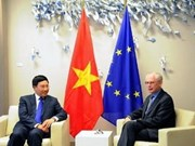 Vietnam, EU sign Partnership and Cooperation Agreement