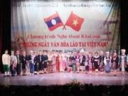 Cultural days mark VN-Laos anniversaries
