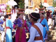 Cham Bani people celebrate new year