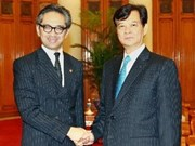 PM receives Indonesian FM