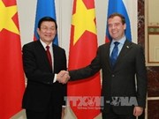 Vietnam, Russia agree to accelerate FTA negotiations