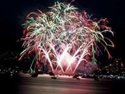 Vietnam displays fireworks in Canada
