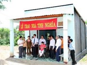 Vietnam News Agency offers help to AO victims