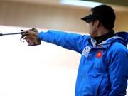 Shooter Vinh misses Olympic medal target