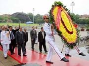 DPR Korea leader wraps up Vietnam visit