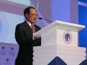 Vietnamese Deputy FM supported to lead ASEAN